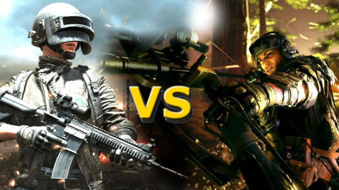 PUBG vs Call Of Duty Which is Better