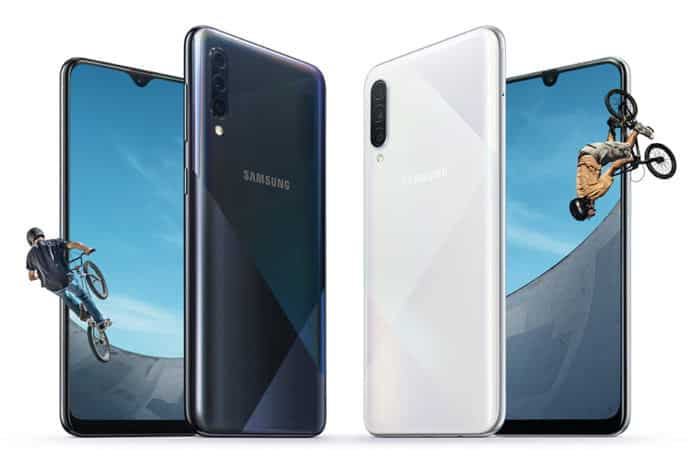 Samsung Galaxy A50s Price in India