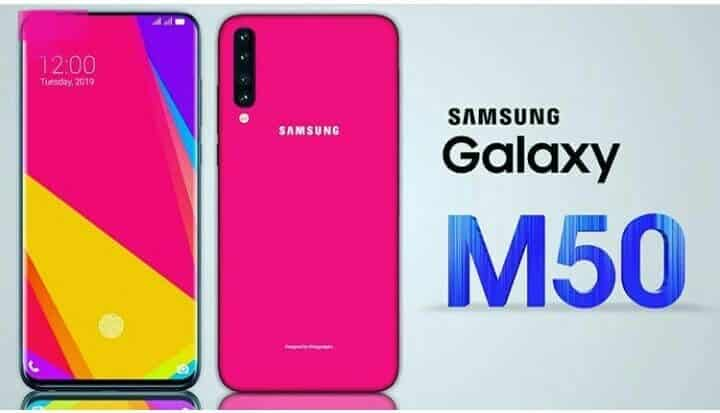 Samsung Galaxy M50 Launch Date in India