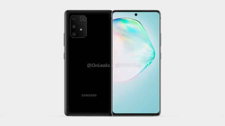 Samsung Galaxy A91 5G Price in India