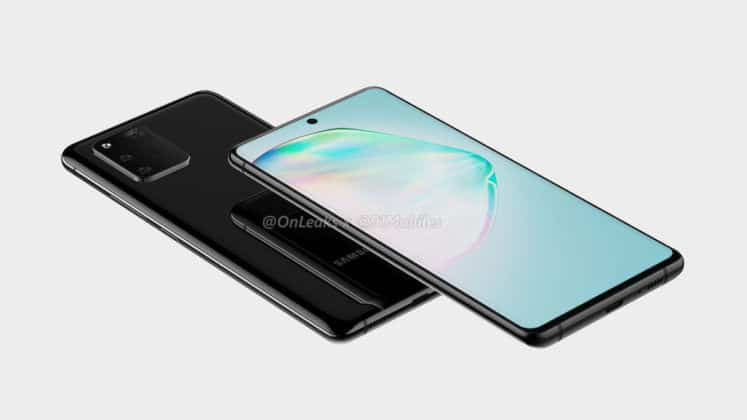 Samsung Galaxy A91 Features