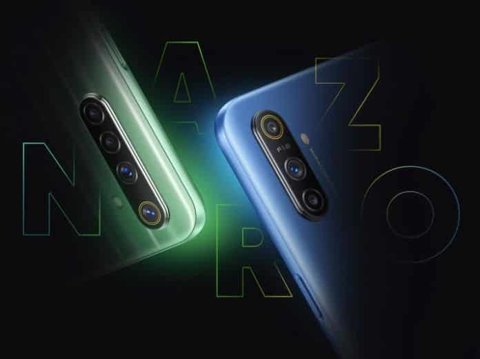 Realme Narzo 10 Specification