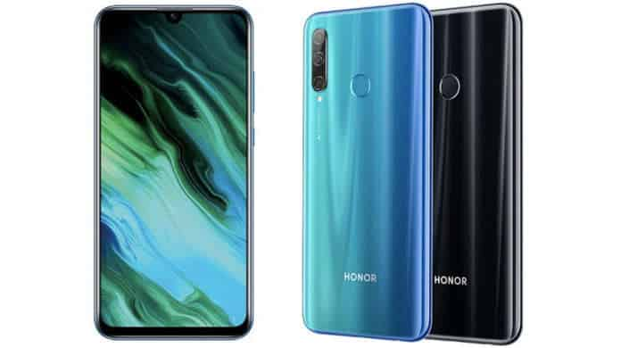 Honor 20E Specifications