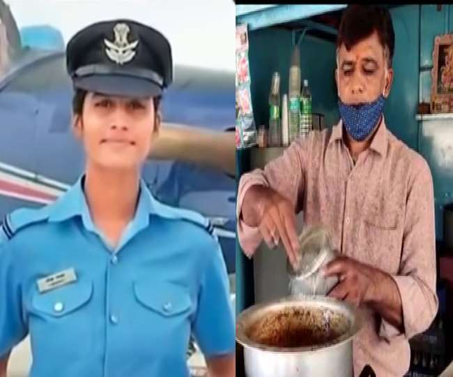 Aanchal Gangwal Becomes Fighter Pilot