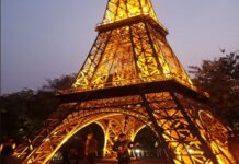 Eiffel Tower Opens For Public From Today