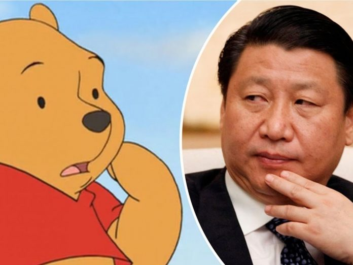 Winnie The Pooh to Taunt Xi Jinping
