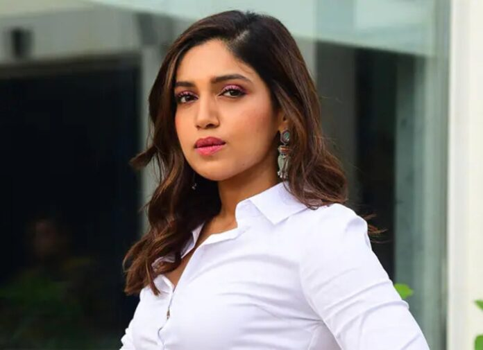 Bhumi Pednekar Stay At Home Appeal