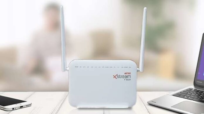 Airtel 1Gbps Router Plan
