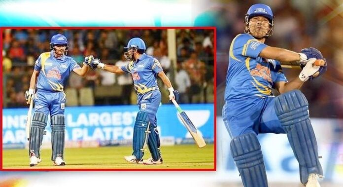 Sachin and Sehwag in Indian Legends