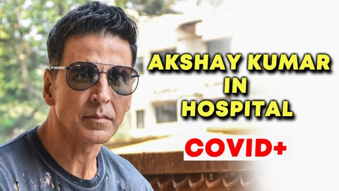 Akshay Kumar Admitted To Hospital News