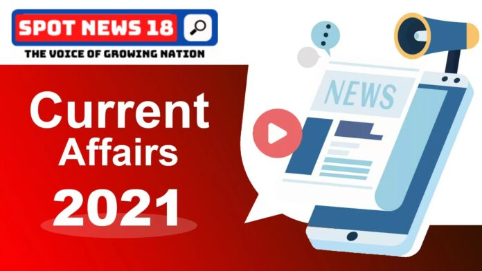 Daily Current Affairs 2021