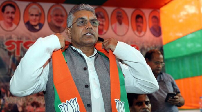 EC Ban Dilip Ghosh For 24 Hours