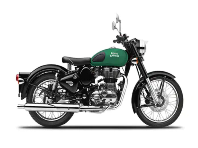 Royal Enfield Classic 350 Updated Version