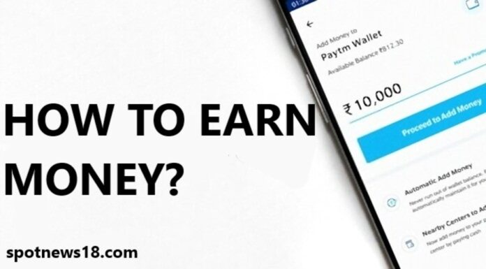How to Earn Money From Paytm App