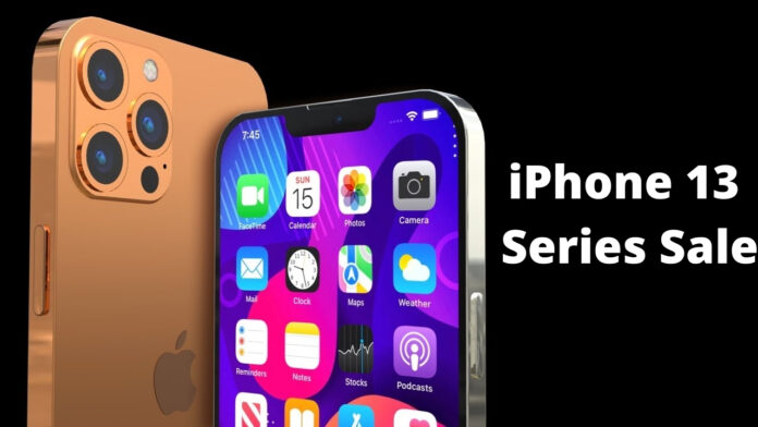 Apple iPhone 13 Series First Sale in India