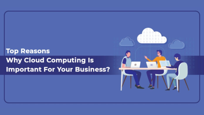 Cloud Computing Importance in Business