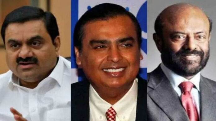 Forbes 100 Rich List India 2021